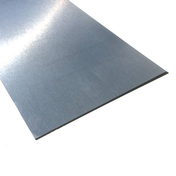 Titanal sheet (0.6 mm x 140 mm x 1880 mm)